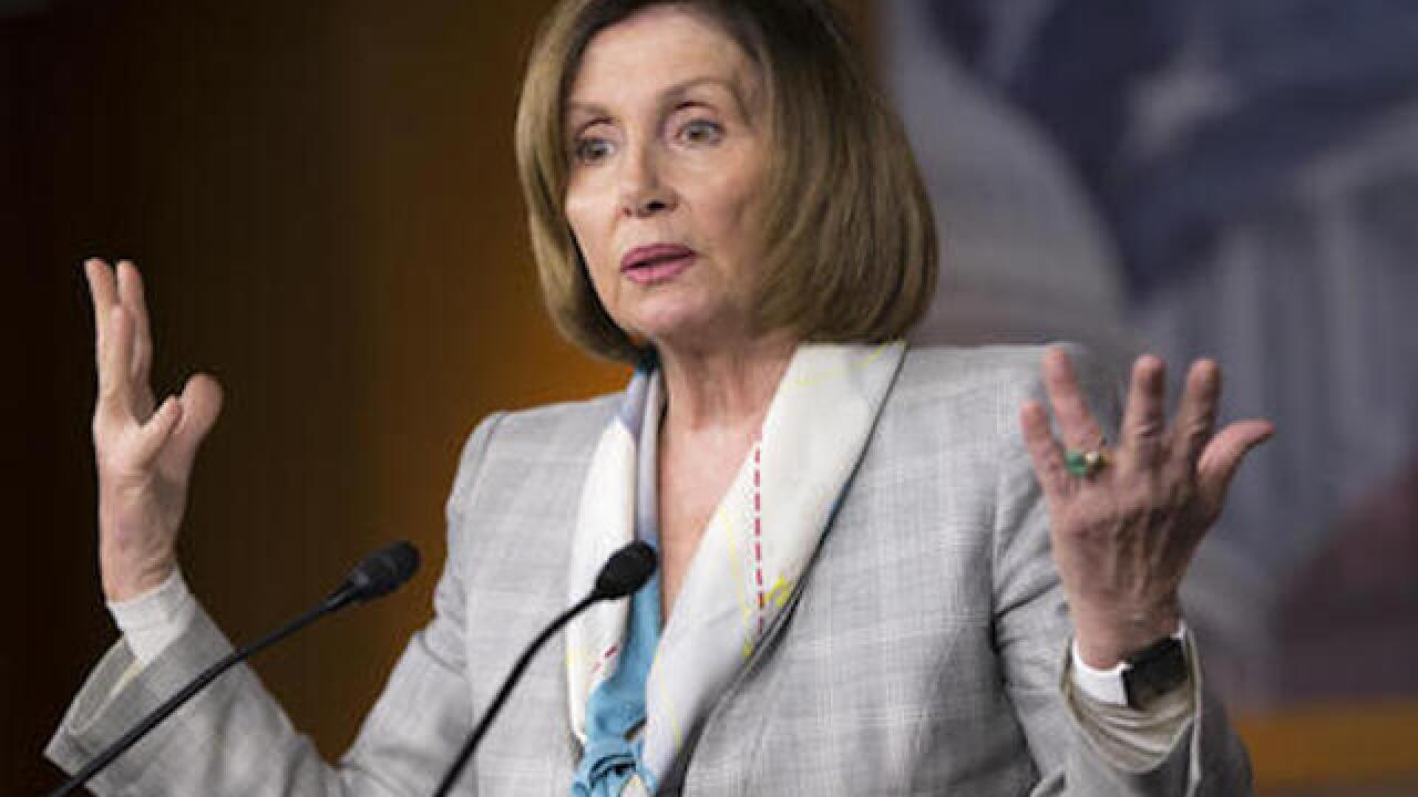 Pelosi casts doubt on GOP plans to repeal Obamacare