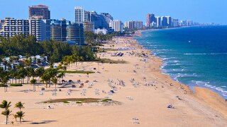 Public beaches in Fort Lauderdale, Miami closed due to COVID-19 outbreak