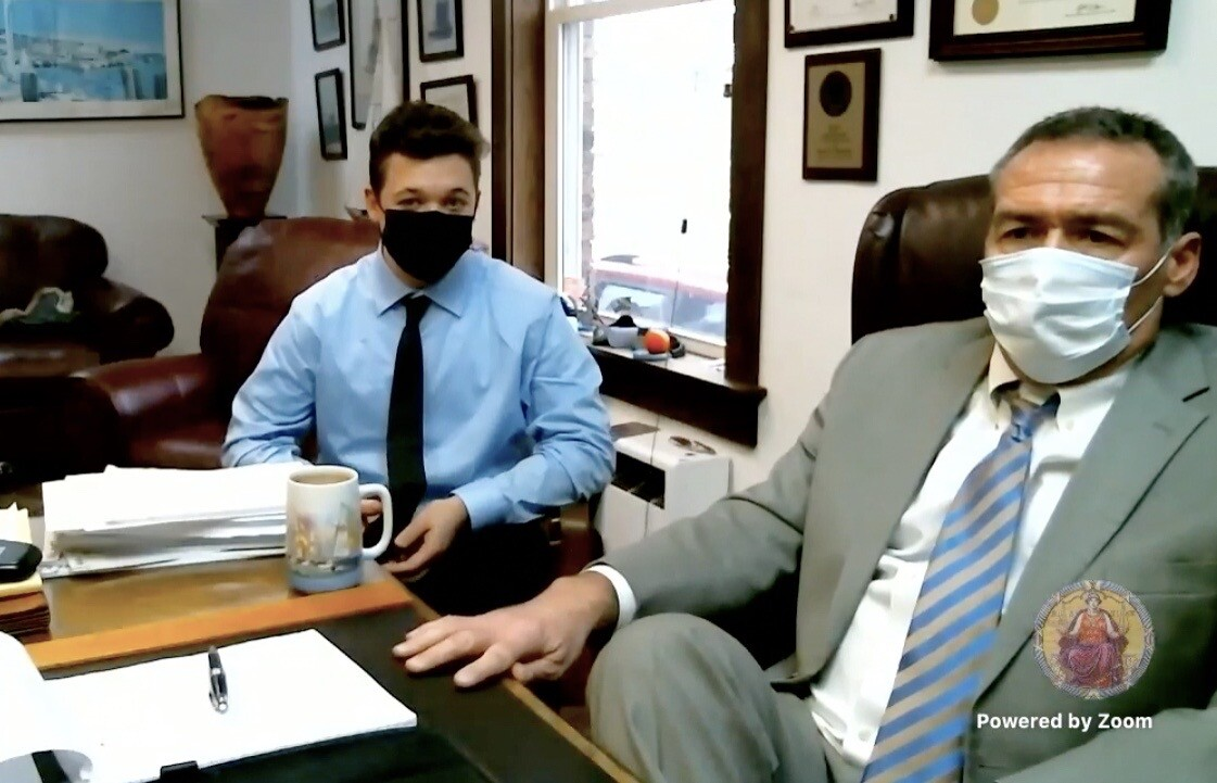 kyle rittenhouse and defense attorney