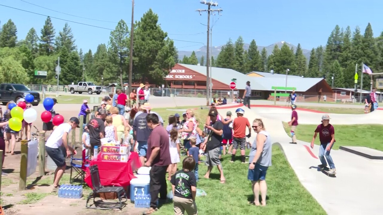 New Lincoln skatepark has grand opening