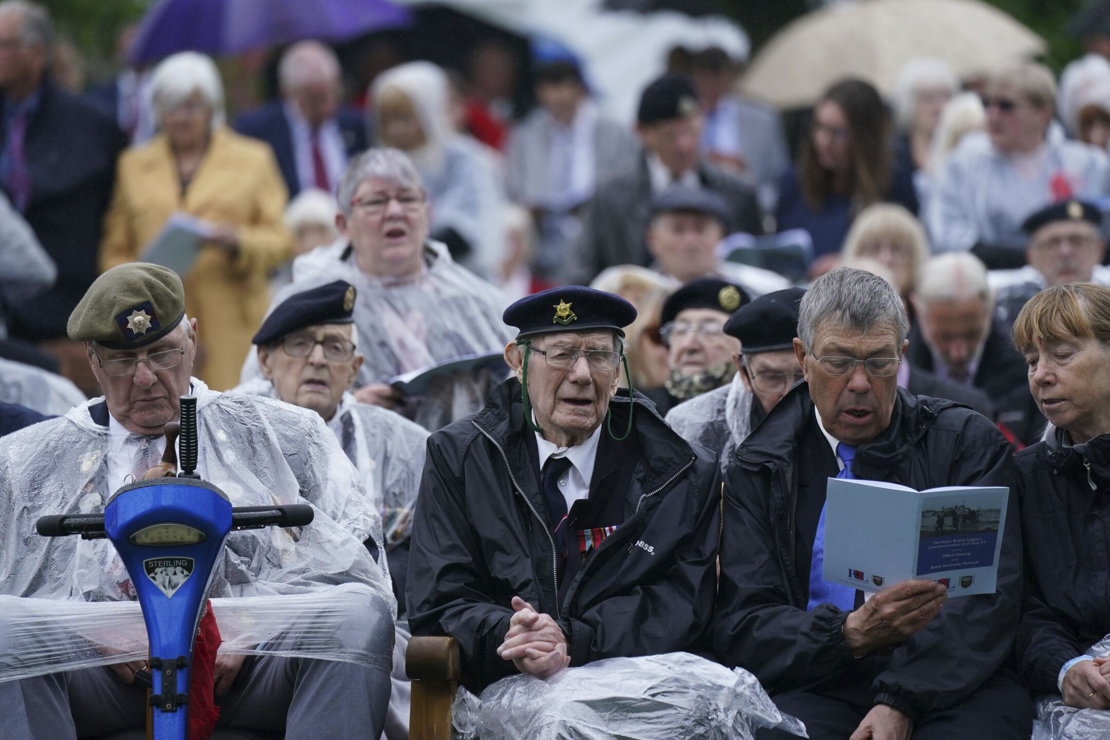 Britain France D-Day Anniversary
