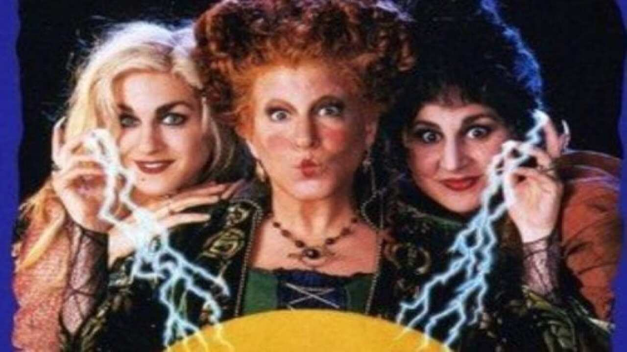 These 3 Dogs Dressed As The Witches From 'Hocus Pocus' Will Make You So Happy