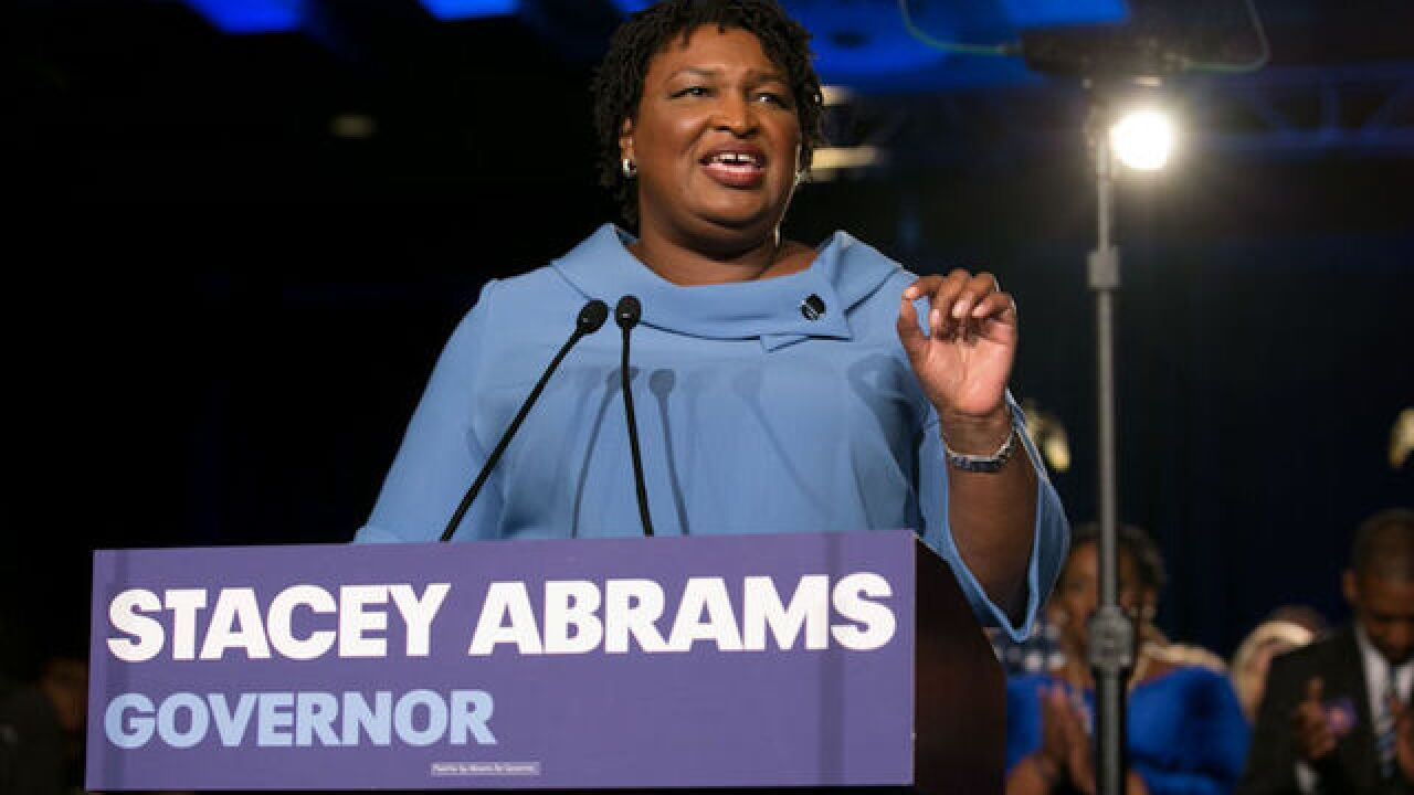 Stacey Abrams refuses to concede Georgia governor's race