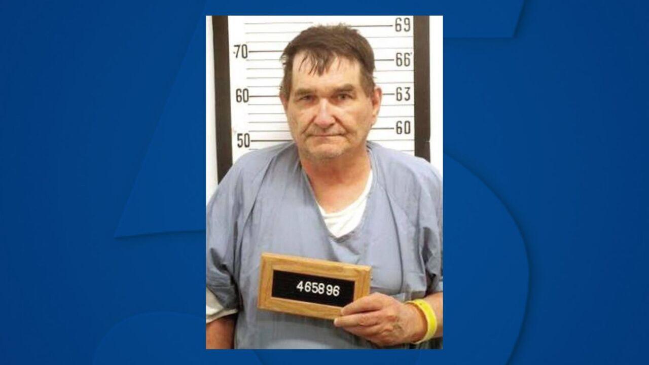 Convicted serial killer, Bruce Mendenhall