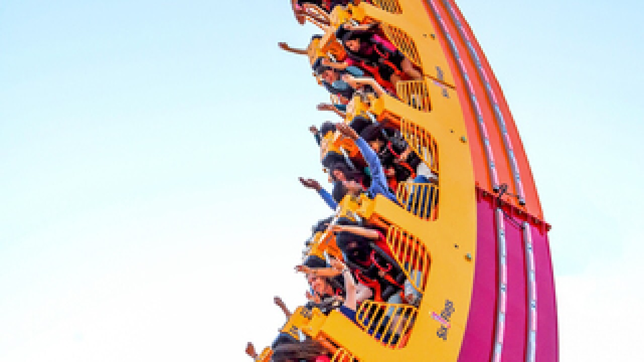 Record-breaking coaster coming to Six Flags