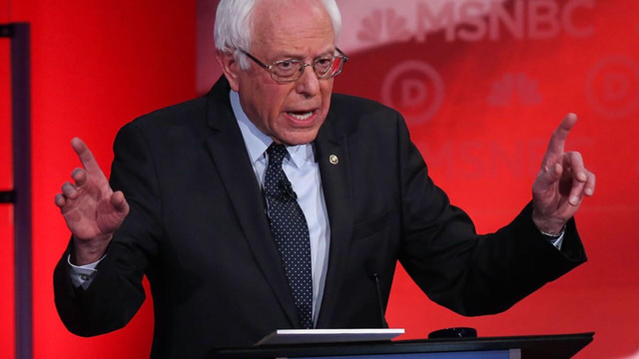 FACT CHECK: Thursday's Democratic debate
