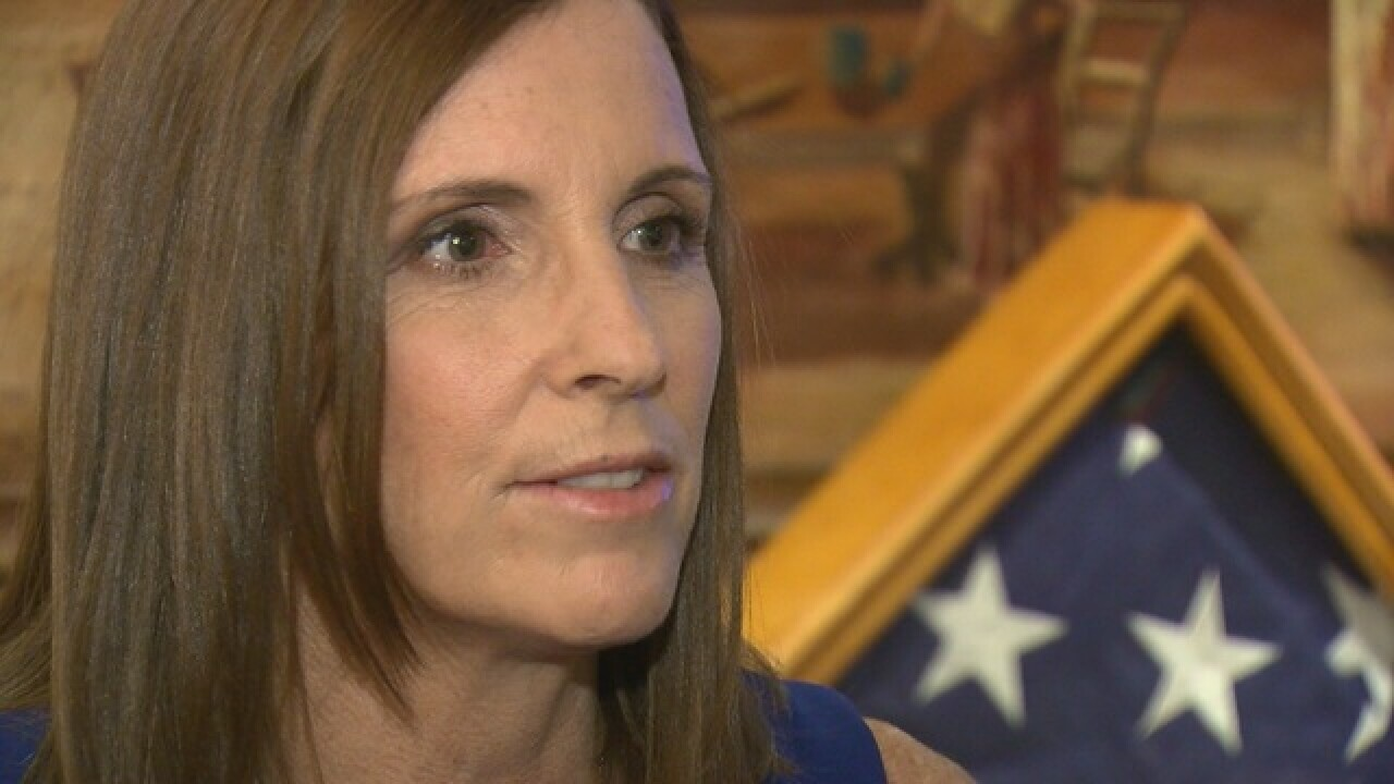 Profile: Senate Candidate Martha McSally