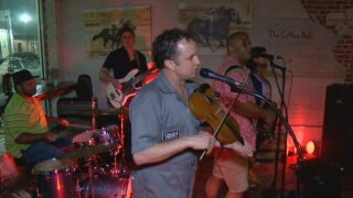 Festival after party benefiting burned St. Landry Parish churches
