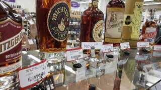 Coming soon to CVG: Bourbon tasting!