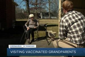 Can I hug my vaccinated grandparents? A Vanderbilt expert weighs in