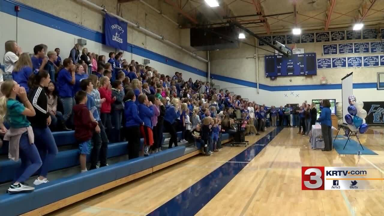 """National Blue Ribbon School"" honors for Fairfield and Fort Benton"