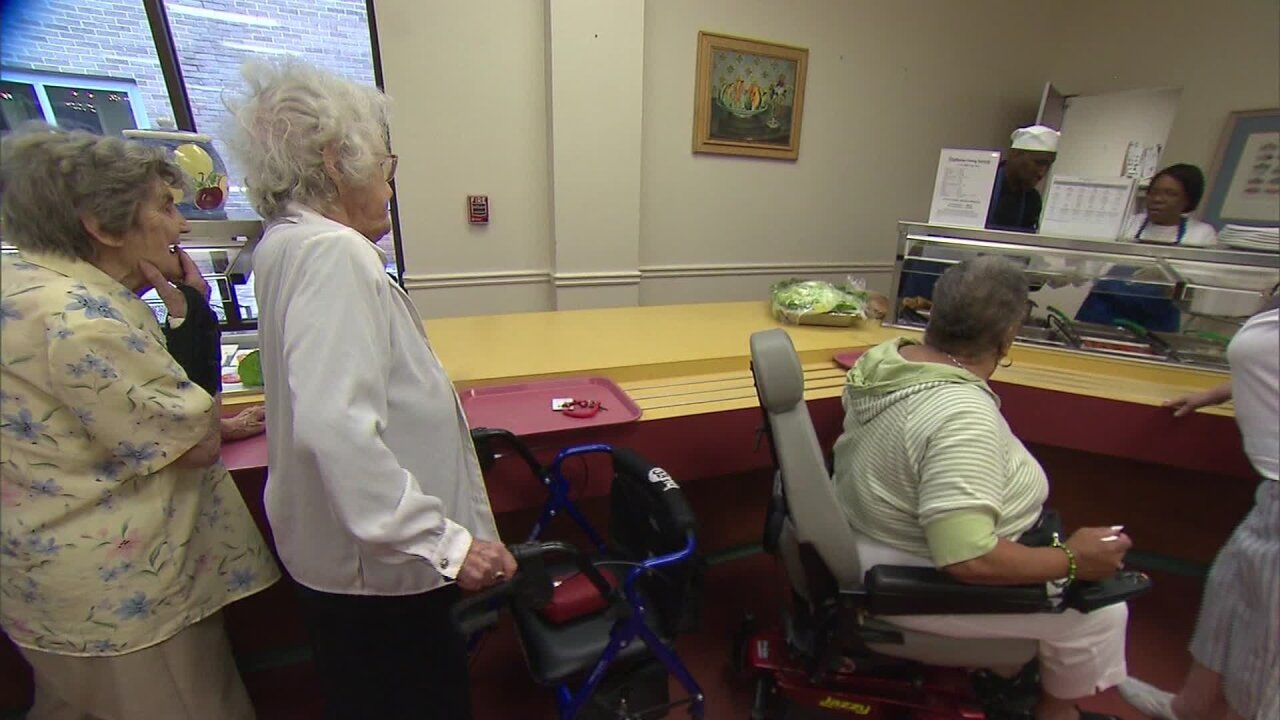 Abuse in nursing homes is widespread and largely unreported, Health and Human Services report says