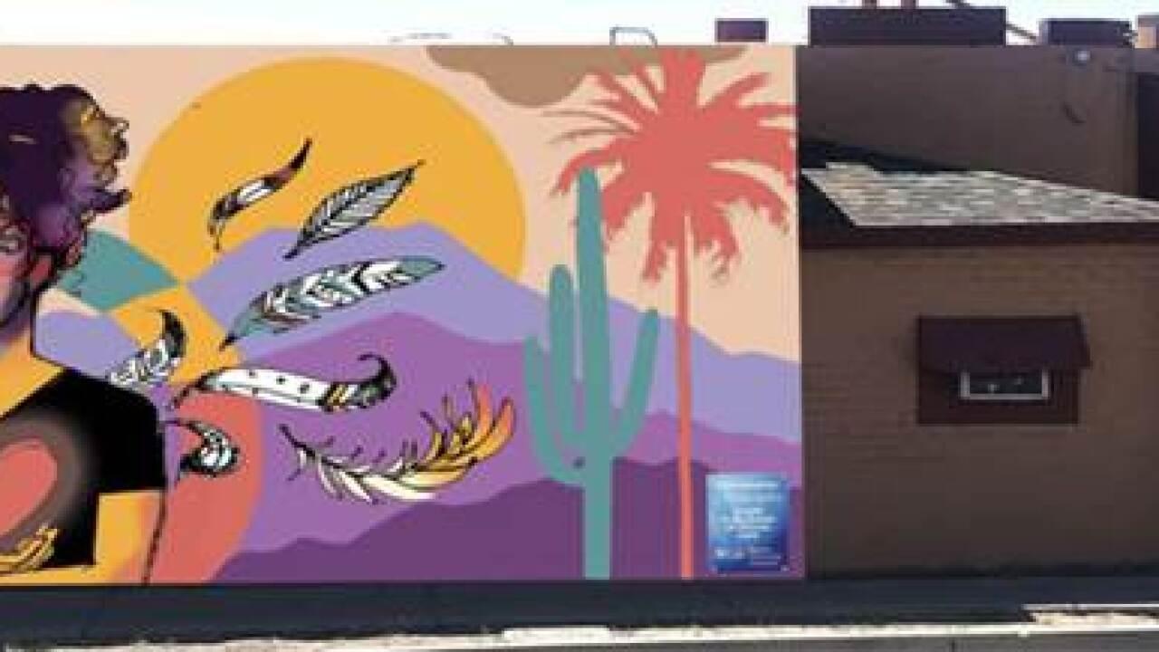 Tucson Mural 1