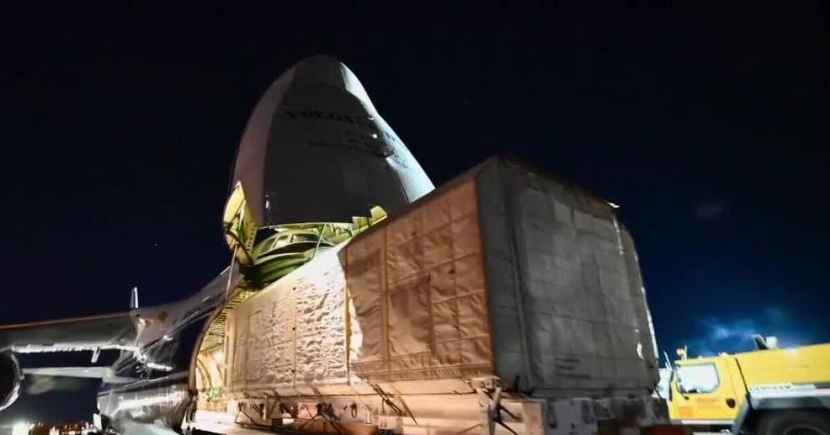 Lockheed Martin satellite ready for launch