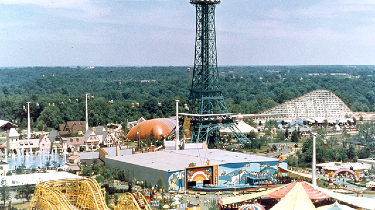 Kings Island: A look back through the years