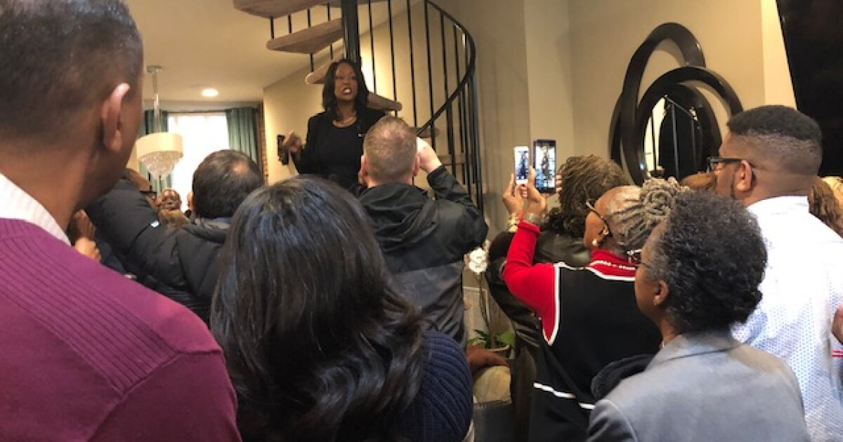 Maya Rockeymoore Cummings running for late husband's Congressional seat