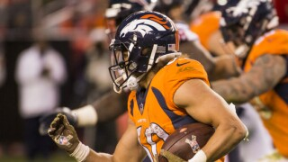 Broncos' Phillip Lindsay wins AFC Offensive Player of the Week honors