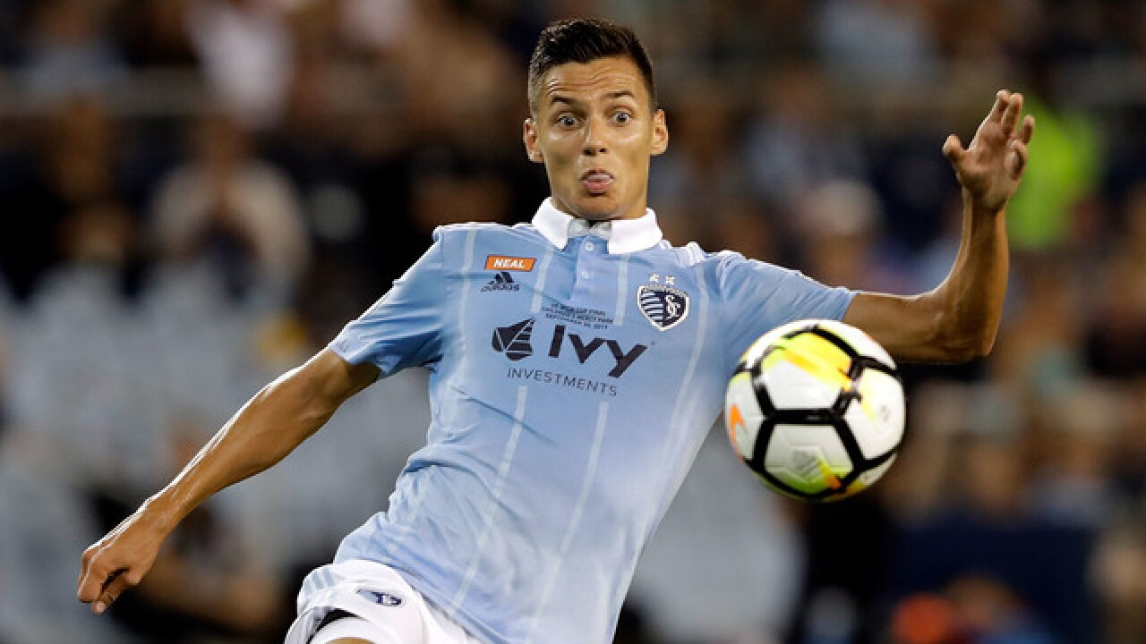 Salloi, Russell to temporarily leave Sporting KC to play for their countries