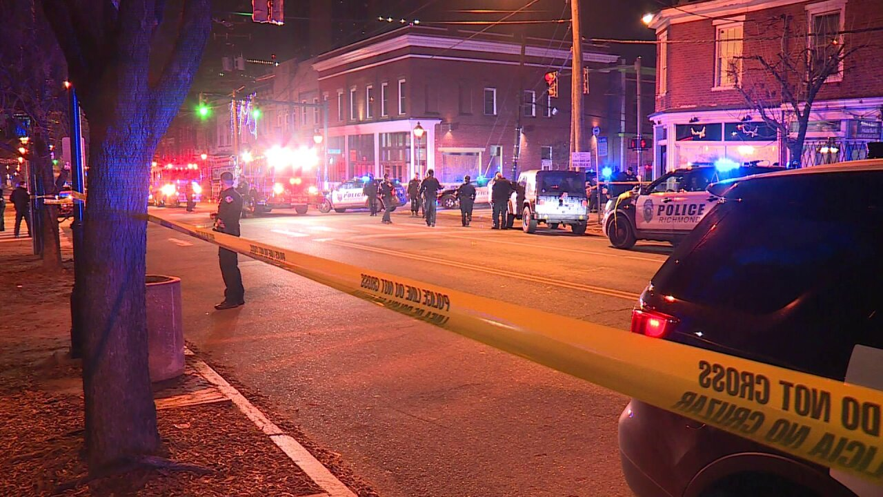 Police 'need' witnesses 'to come forward' in Christmas slaying at Richmondrestaurant