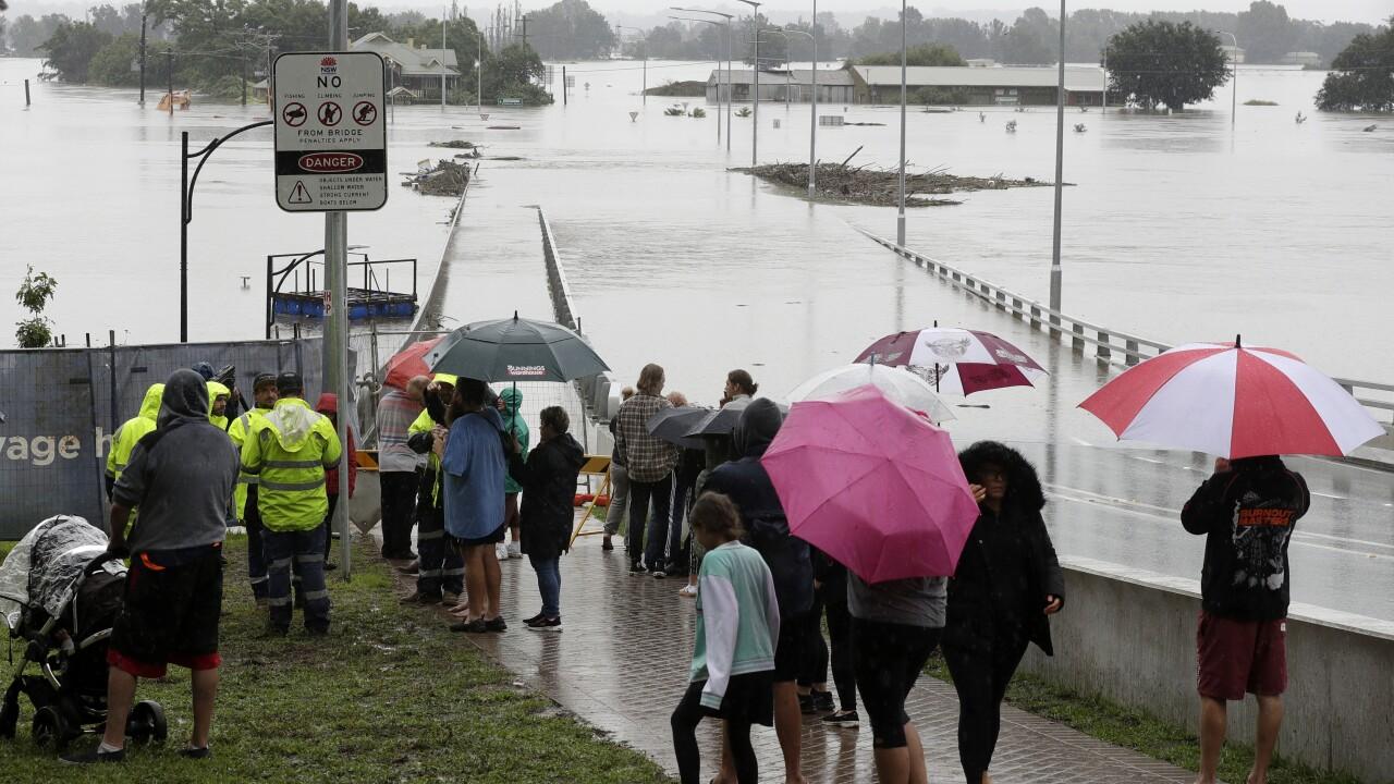 APTOPIX Australia Floods