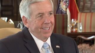 Missouri governor considering special legislative session