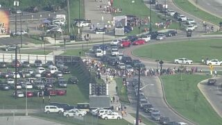 Getting to the Indianapolis 500, parking... and how to get home