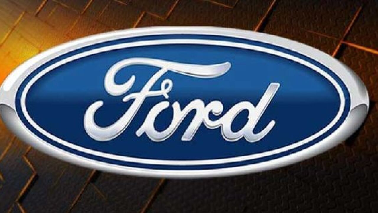 Ford recalls F-Series trucks because of fire danger