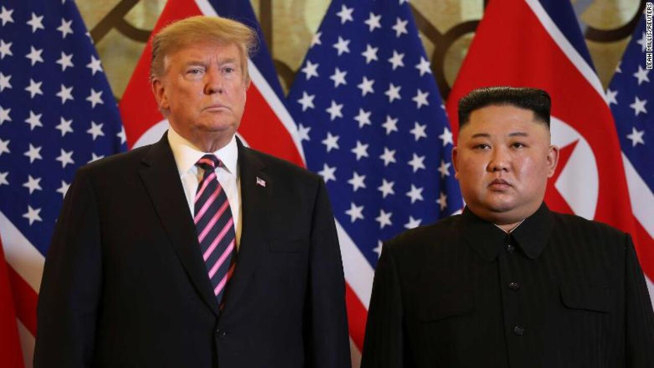 No agreement: Trump-Kim summit cut short in Hanoi