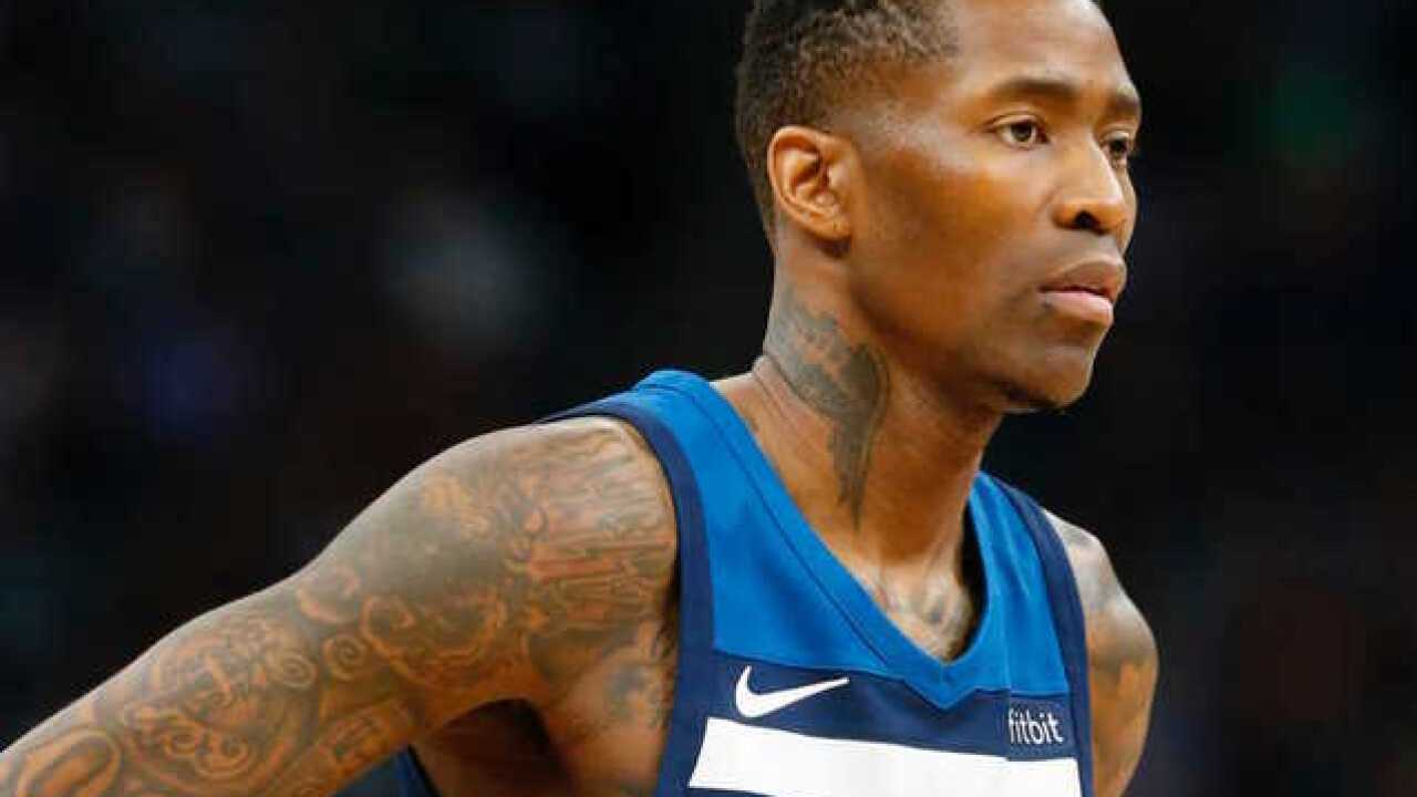 Report: Suns sign Jamal Crawford to one-year contract