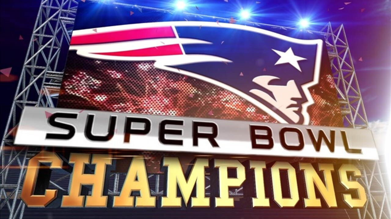 Patriots edge Seahawks 28-24 in Super Bowl XLIX