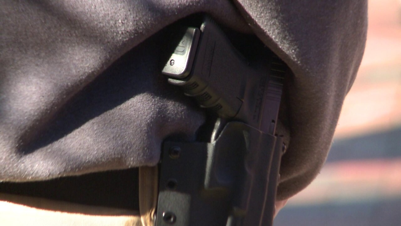 Why price of concealed handgun permits is dropping in Chesterfield