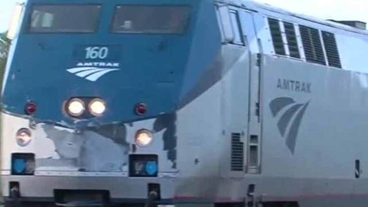 Student identified after being struck, killed by Amtrak