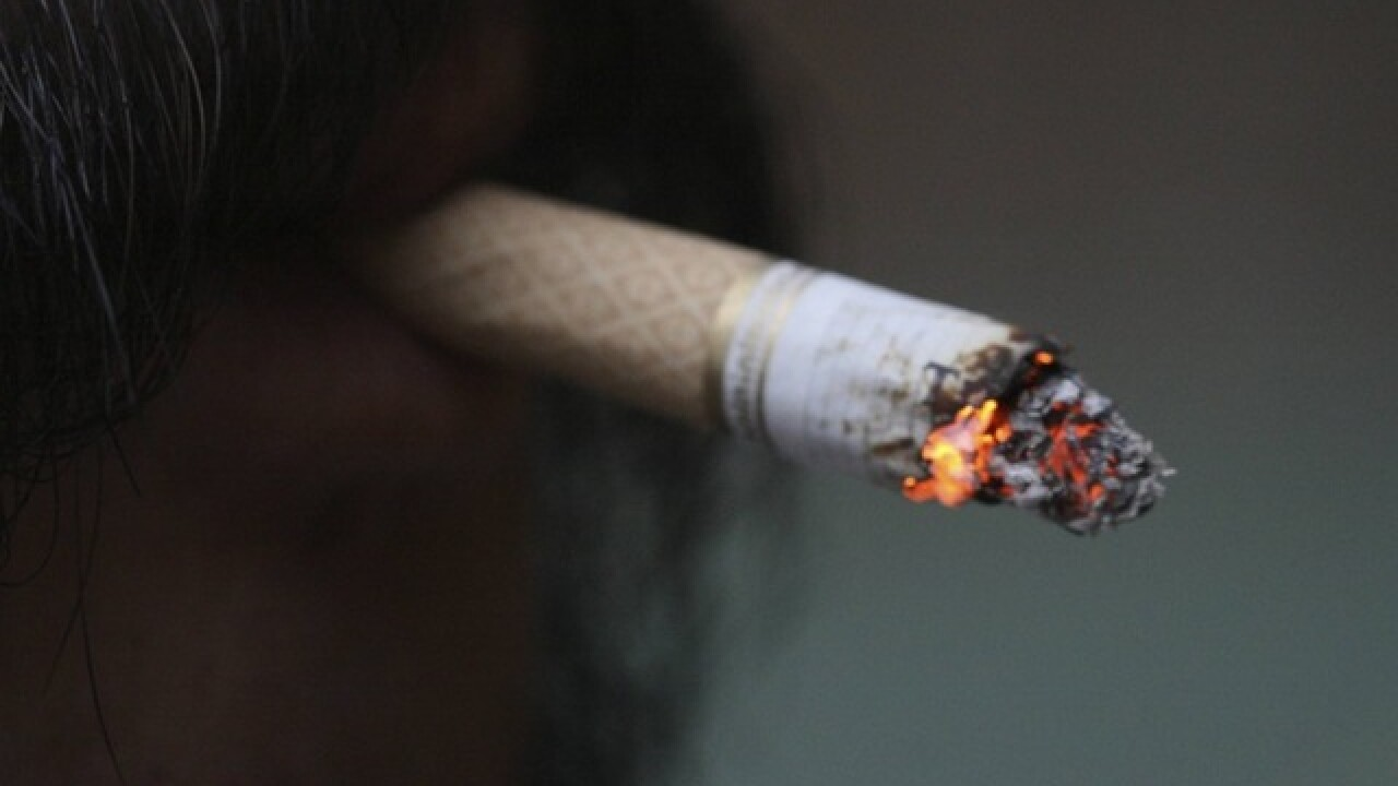 Hamilton might ban smoking at city work sites, public parks