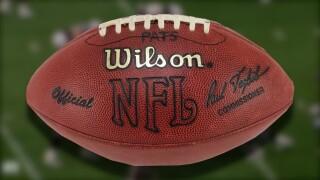 Tom  Brady first football