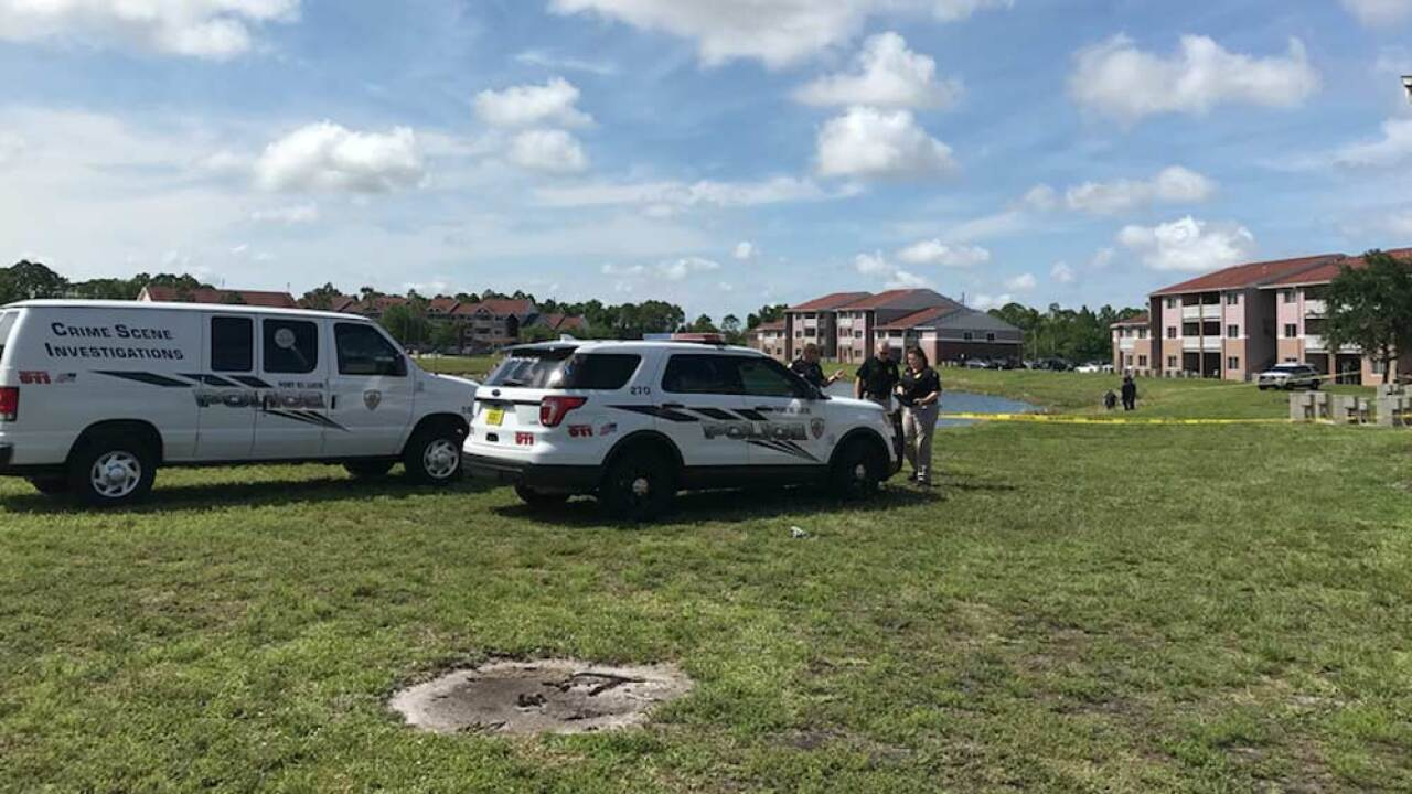Jeannette Maneau, 34, died April 7, 2019 after drowning in Port St. Lucie lake near Torino Parkway.