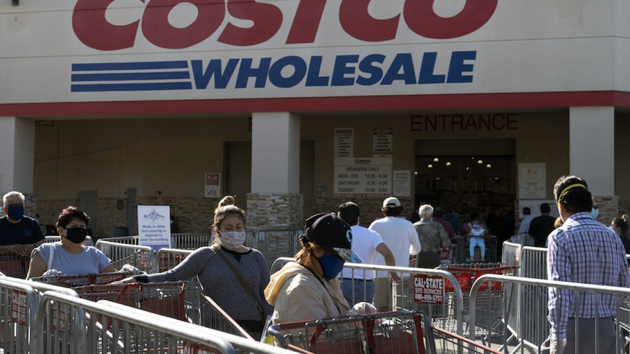 Costco updates mask policy, says shoppers with medical condition required to wear face shield