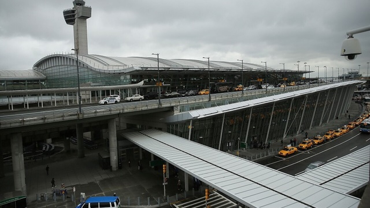 2 terminals at JFK airport resume operations after gunfire scare