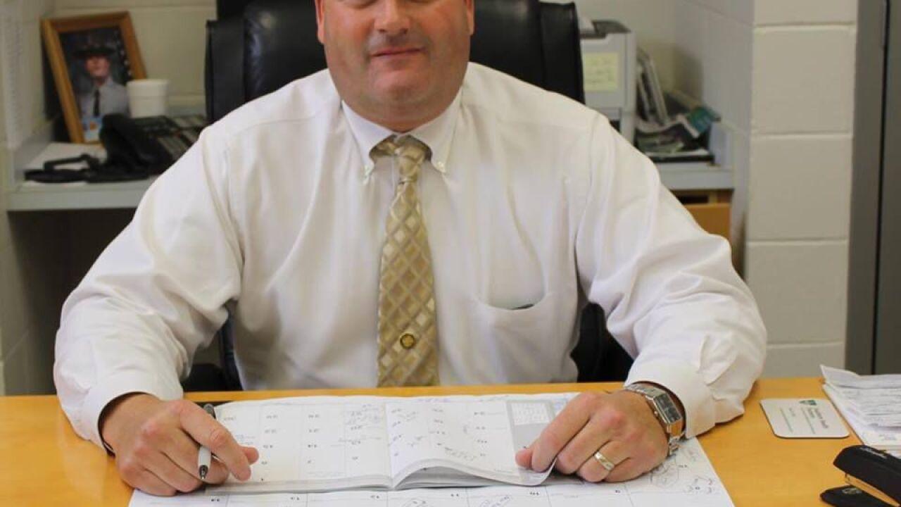 Sheriff Anthony Heath