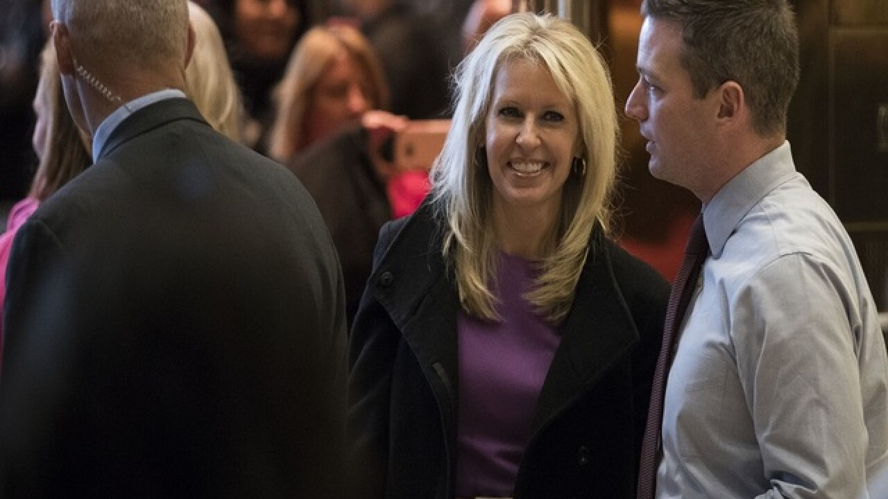 That time Monica Crowley tweeted that Putin should hack Clinton's emails