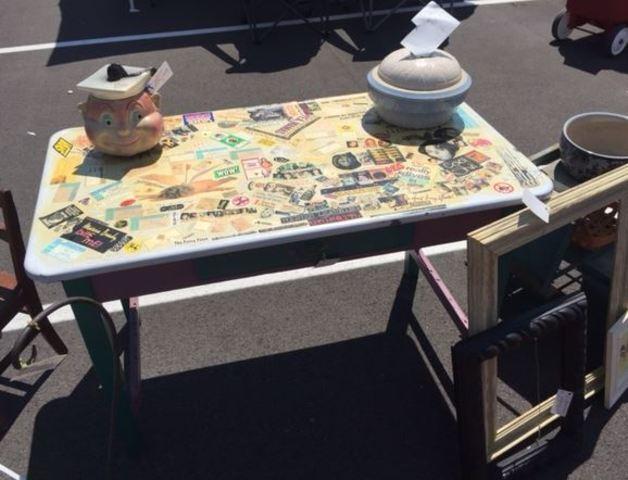 PHOTOS: Indie Arts & Vintage Marketplace treasures
