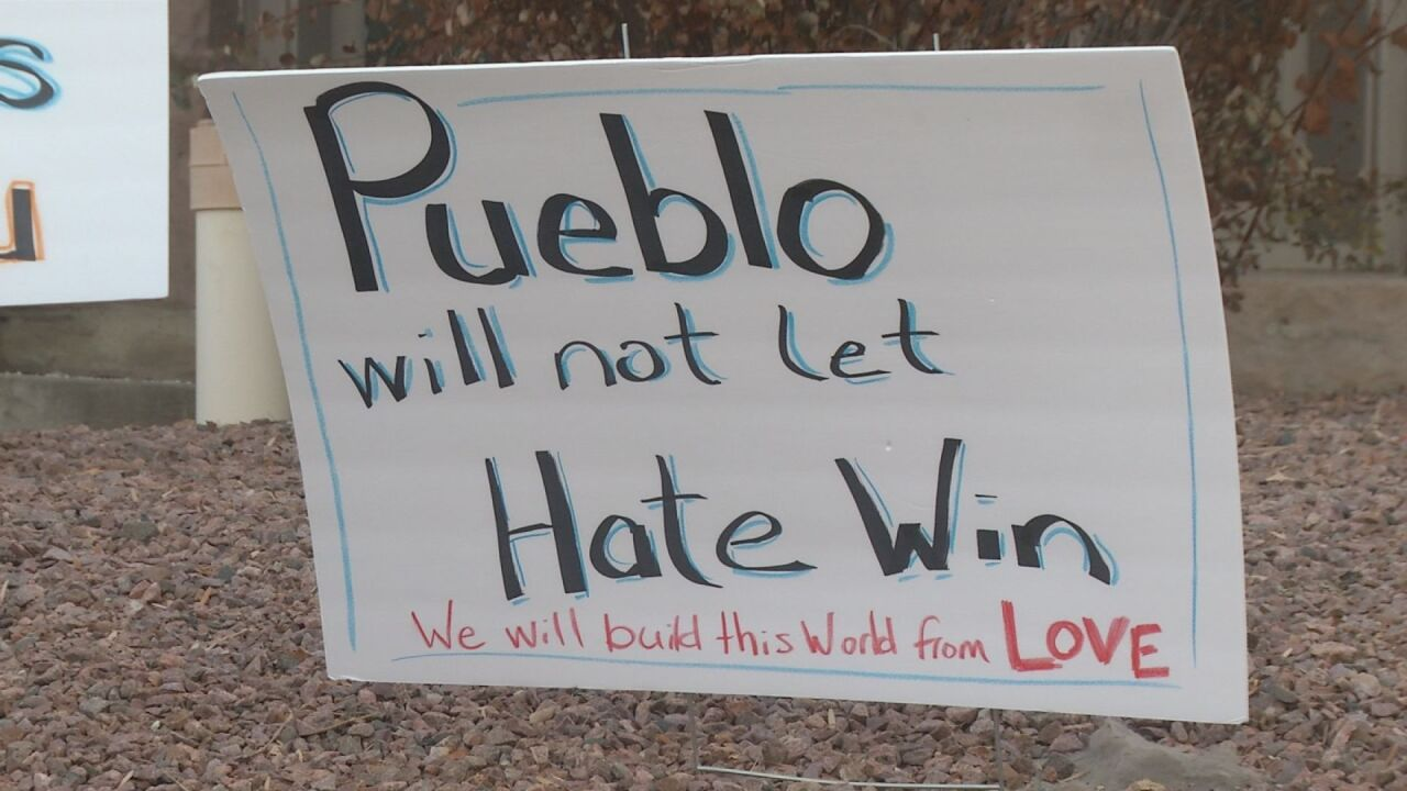 Pueblo community comes together after thwarted terrorist plot