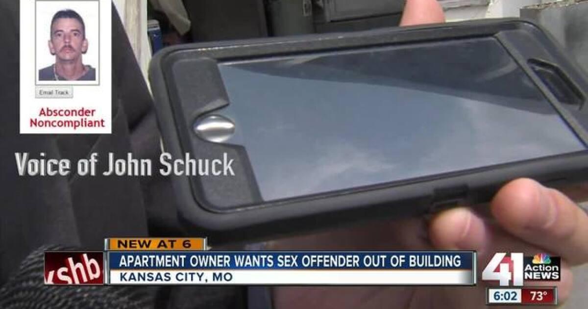 kansas and sex offender registry