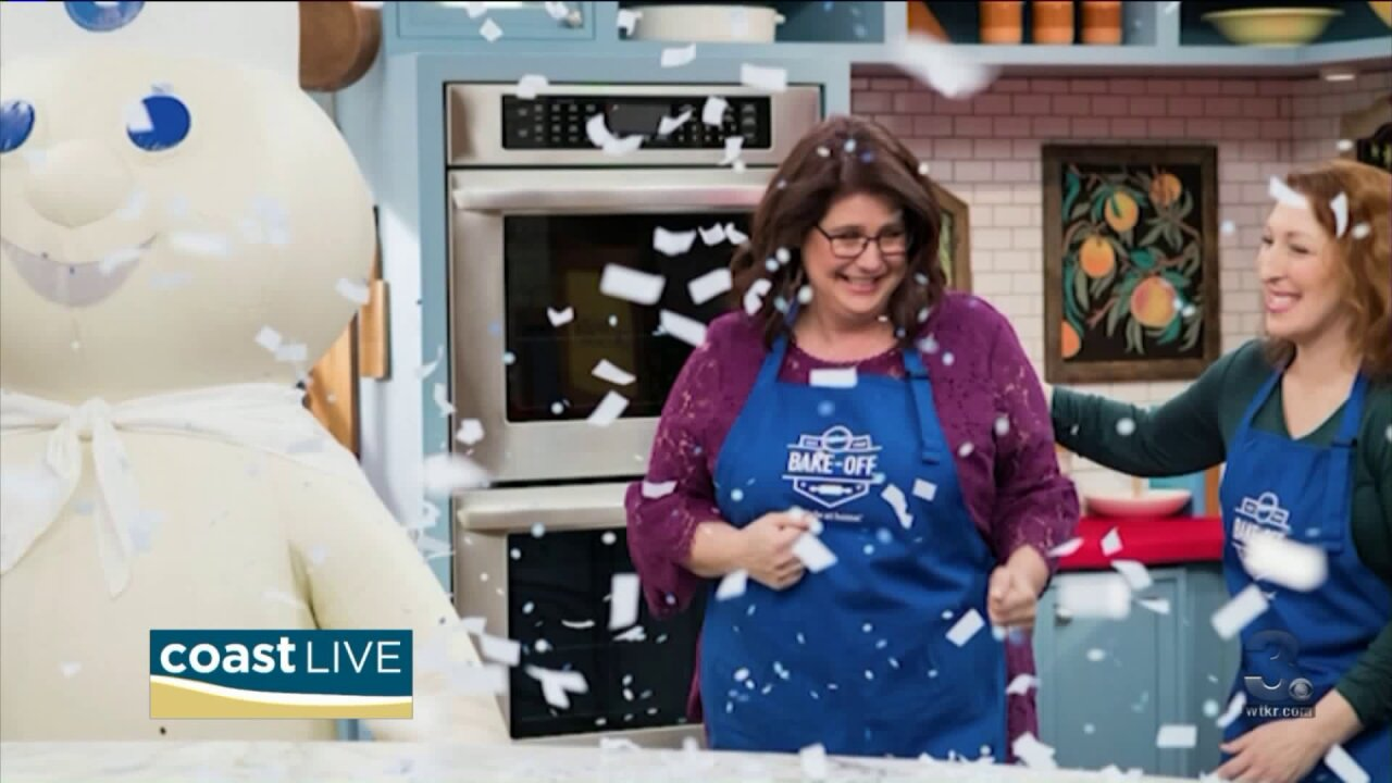 A Pillsbury bake-off winner shares the experience that led to her winning recipe on CoastLive
