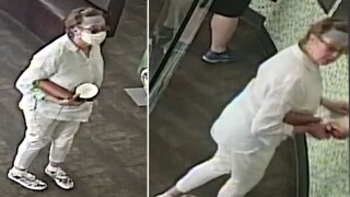 Woman wanted for assault after video shows her intentionally coughing on baby