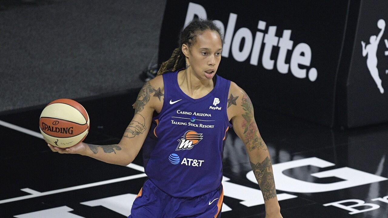 Sparks Mercury Basketball