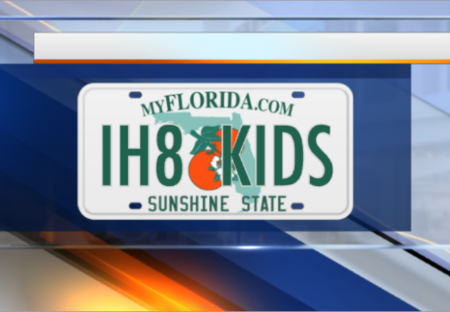 Florida Personalized License Plates >> Photos Vanity License Plates Denied In Florida In 2017