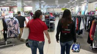 Communities in Schools take 125 Local Kids on a Shopping Spree