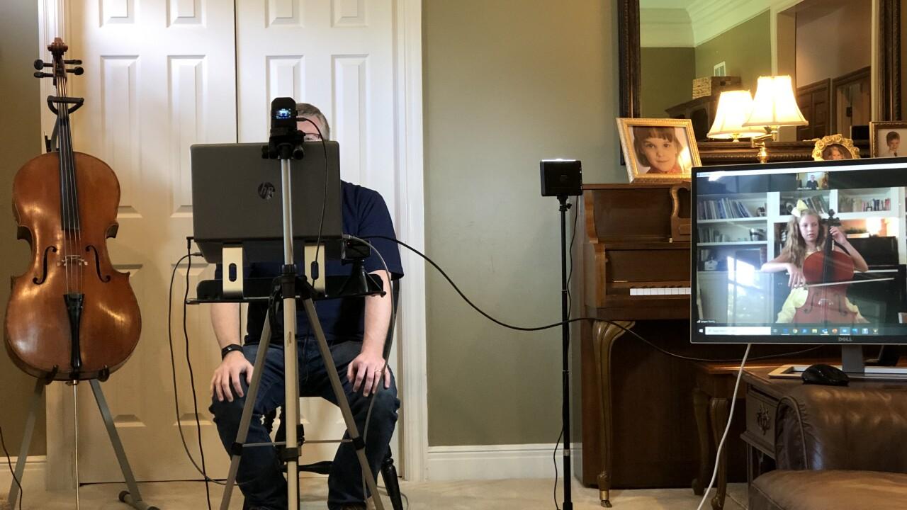 KC Symphony goes virtual