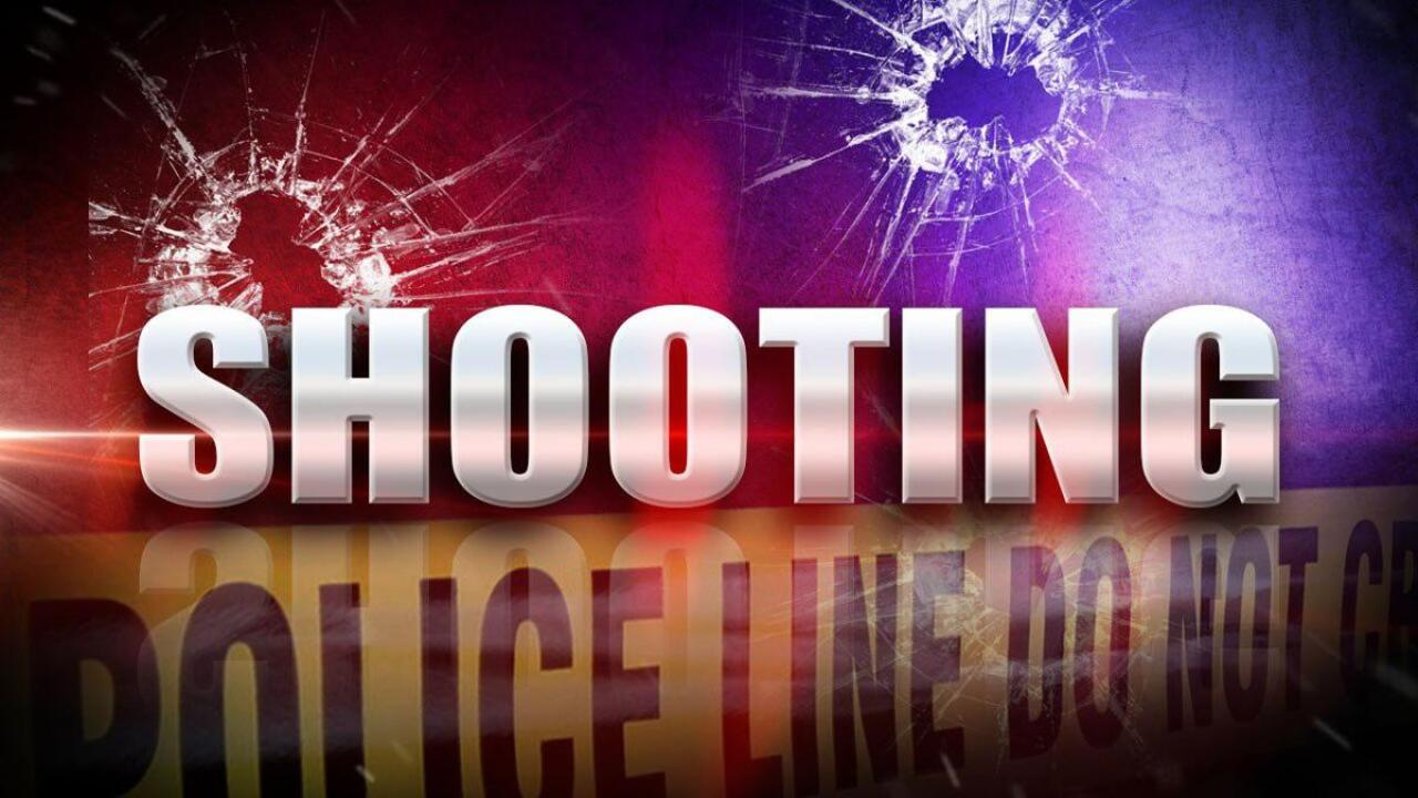 TPD investigating shooting on Canton Circle