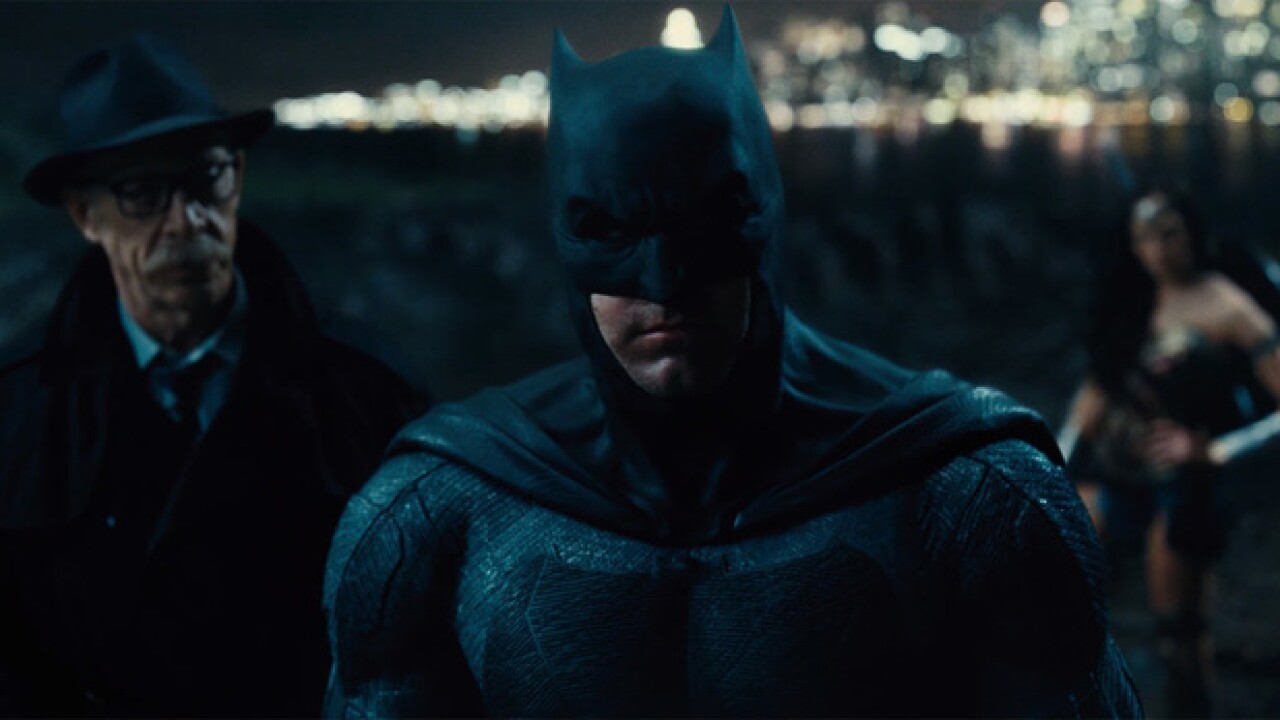 'Justice League' romps on home video